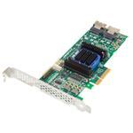 Raid Controller And Hba 6805e Kit - SATA And Sas, 128mb, 8 Port PCI-e x4, Low-profile Md2