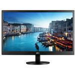 Monitor LCD 23.6in E2470swh 1080p 60hz 1000:1 250cd/m2 1ms DVI Hdmi