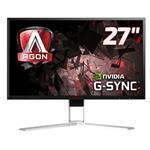 Monitor LCD 27in AGON AG271QG IPS 2560x1440@165hz 350cd/m2 1000:1 4ms Hdmi Dp