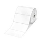 Barcode Label 102mm X 52mm White (rd-s03e1)
