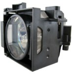 Replacement Lamp For Epson Power Lite 61p 81p Repl V13h010l30
