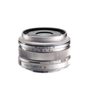 Lens M.zuiko Digital 17mm 1:1.8 Ew-m1718 Silver