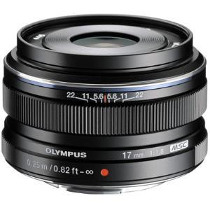 Lens M.zuiko Digital 17mm 1:1.8 Ew-m1718 Black