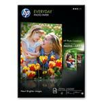 Everyday Photo Paper Semi-glossy One-sided A4 25-sheets (Q5451A)