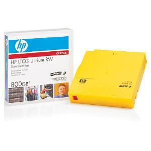 Data Cartridge LTO-3 Ultrium 800GB RFID Non Custom Labeled (20-pk)