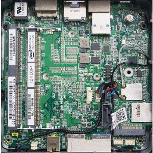 Barebone Mini Pc NUC Baby Canyon Nuc7i7bnb Core i7