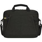 Huxton Laptop Bag 11in Attache Black