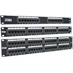 Patch Panel 16-port CAT6 Rj-45 Utp Rackmount