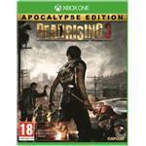 Dead Rising 3 Apclyps Xbox One Pal Blu-ray - Dutch