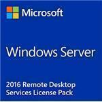 Windows Remote Desktop Services 2016 - 1 User Cals - German