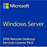 Windows Remote Desktop Services 2016 - 5 User Cals - German