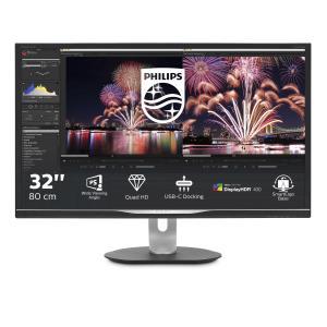 Monitor LCD 32in 328p6aubreb W-led Qhd 2560 X 1440