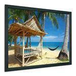 Projection Screen Homescreen 151x196cm\matte White P Video Format 4:3