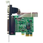 Brainboxes Pci-e 1x Low Profilet + 1 Serial Standard Height