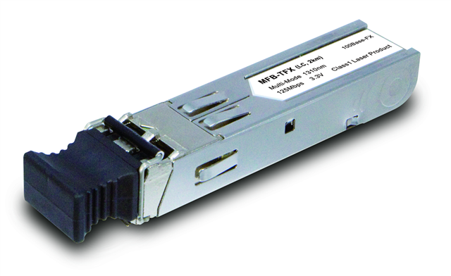 Multi-mode 100mbps Sfp Fiber Transceiver 2km