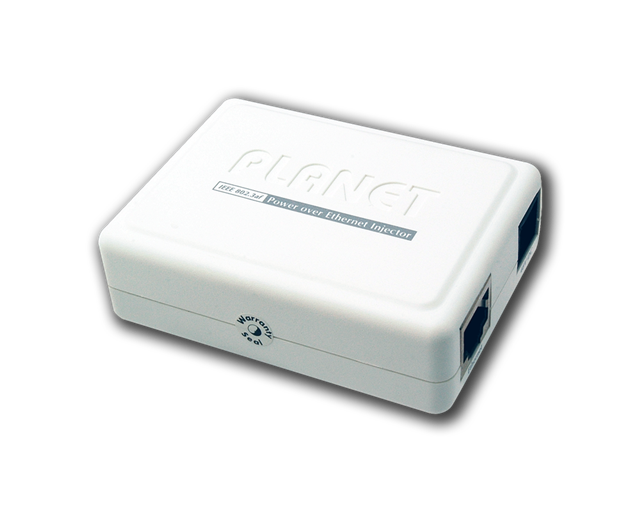 Ieee 802.3af Power Over Ethernet Injector