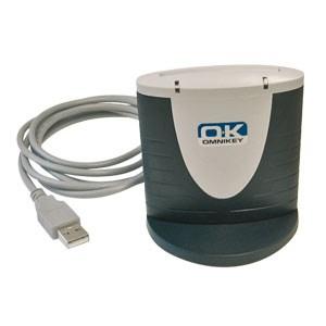 Omnikey Cardman USB F/ Eid Europay Mastercard Vis